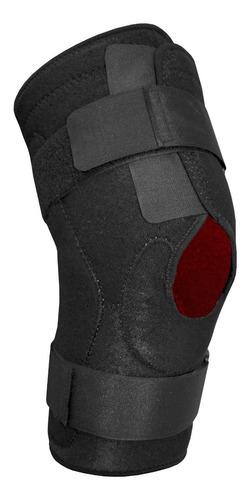rodillera ortopédica con soporte de metal nivel 3 k6 fitness