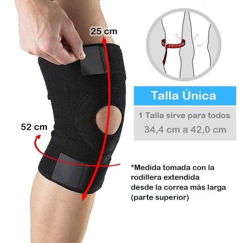 rodillera ortopédica protección rodilla rotula deportes 758