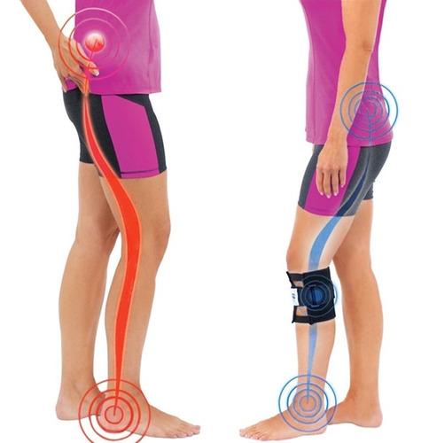 rodillera para dolor de espalda o nervio ciatico