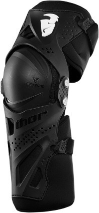 rodillera thor force xp negro lg/xl