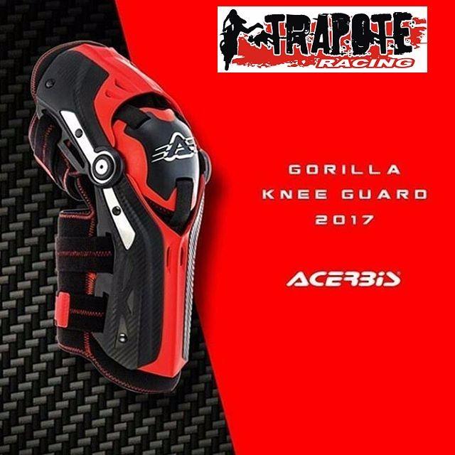 Rodilleras Acerbis Gorilla Articuladas Motocross Enduro - $ 10.348 ...