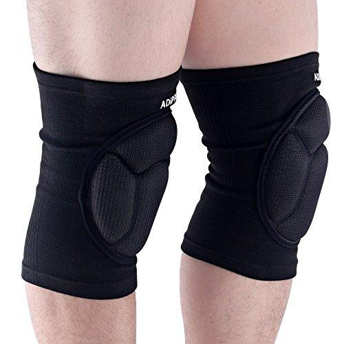 rodilleras, adiprod (1pair) grueso de la esponja collision