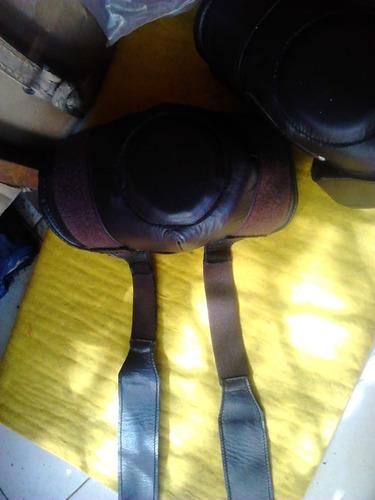 rodilleras d cuero para polo fabricante talabarteria el moro