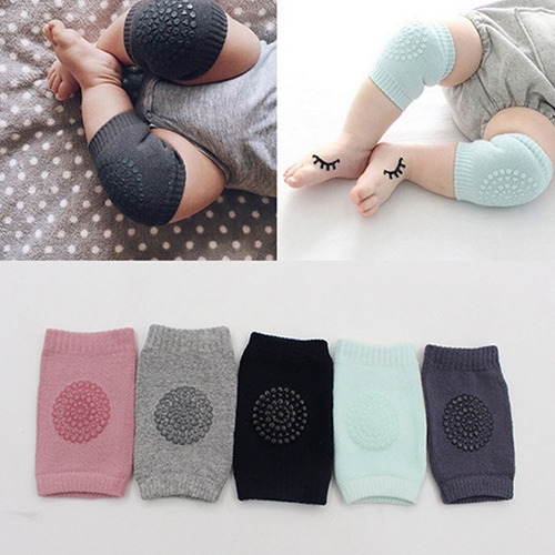rodilleras de gateo para bebes con antideslizante