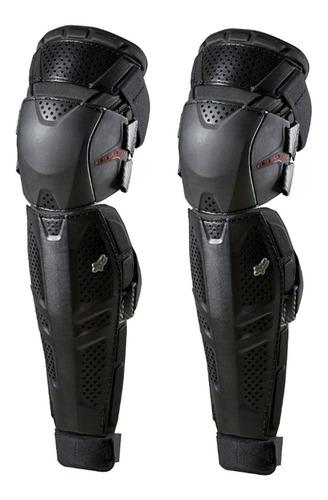 rodilleras fox downhill bici launch knee shin solomototeam