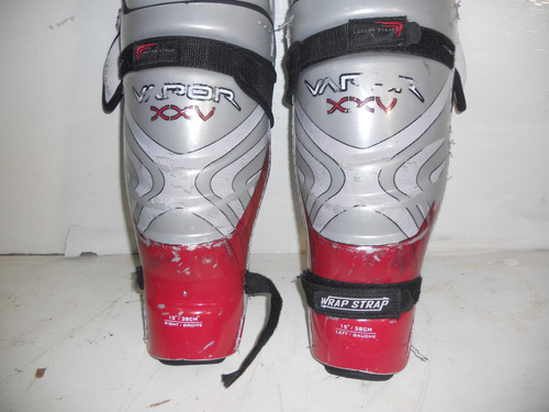 rodilleras para hockey vapor xxv deportes extremos  #c218