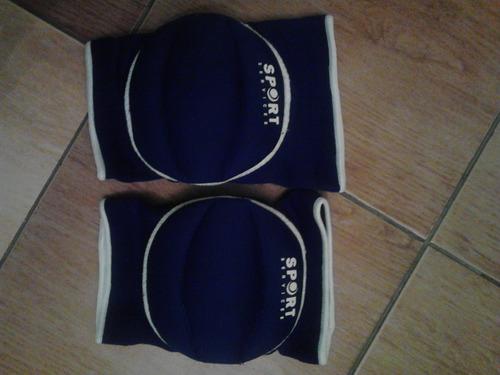 rodilleras voleibol marca sport services talla unica
