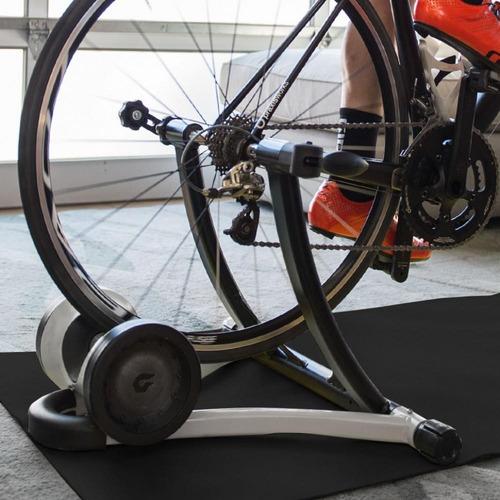rodillo bicicleta fluid trainer negro blackburn