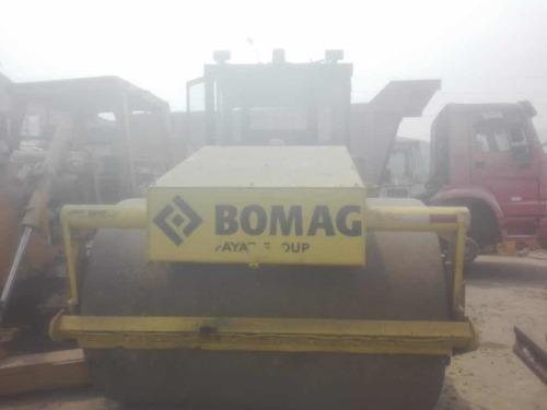 rodillo bomag aleman 12 toneladas