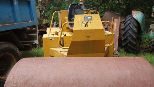 rodillo compactador 6 toneladas