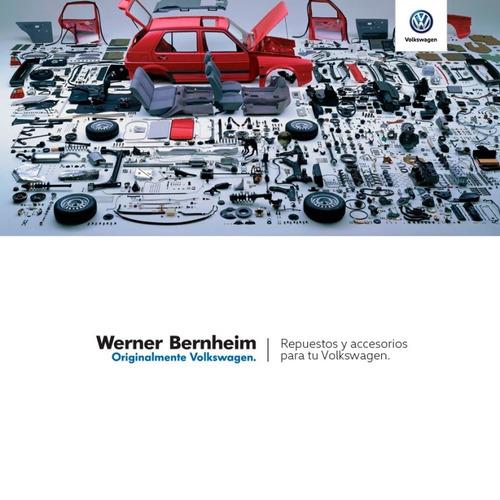 rodillo c/soporte volkswagen vento 2016 original