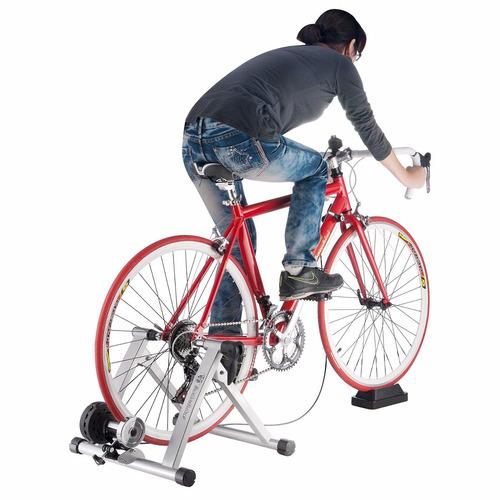 rodillo de entrenamiento fijo bicicletas pro trainer