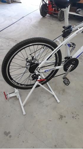 rodillo de entrenamiento para bicicleta rodado 26 a 29