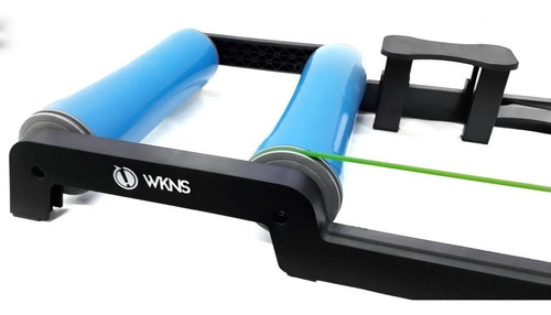 rodillo de entrenamiento wkns con 3 cilindros plasticos