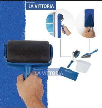 rodillo de pintura recargable paint roller