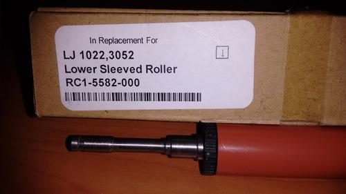 rodillo de presión para hp 1022 / 3050 y canon 4350