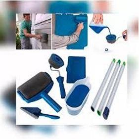 rodillo para pintura paint roller color azul +envió gratis