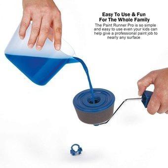 rodillo pinta tu casa paint roller+envio azul claro