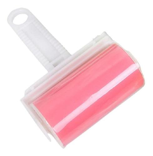 rodillo quita pelusa lavable con protector limpia polvo + envio
