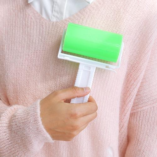 rodillo quita pelusa reusable y lavable washable roller + envio