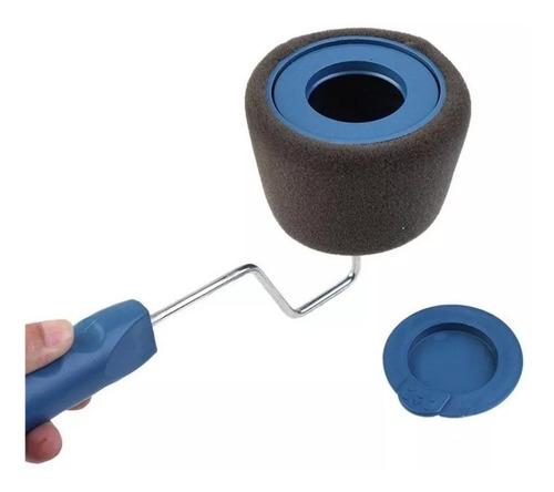 rodillo recargable para pintar facil limpio paint roller