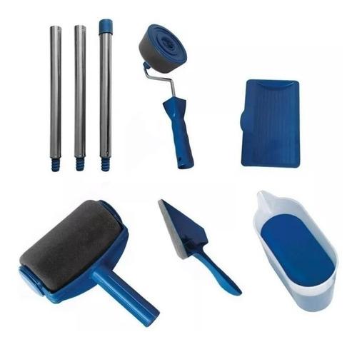 rodillo recargable para pintar facil y limpio sin costura tv