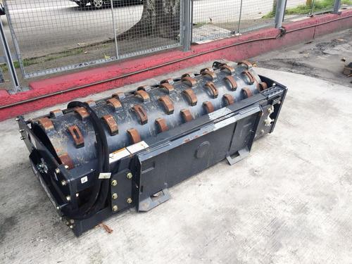 rodillo vibrador bobcat $9800 vegusa maquinaria