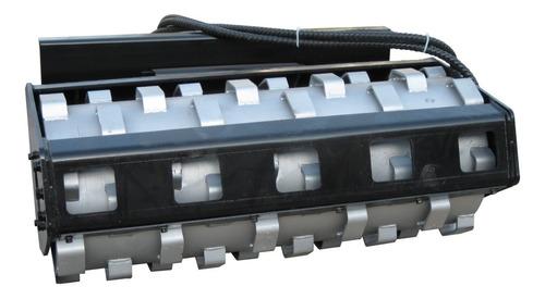 rodillos compactadores lisos y pata de cabra p/minicargadora