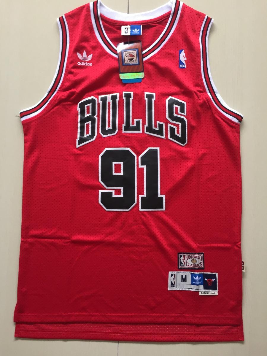 6505c613a Rodman  91 Chicago Bulls - A Pedido -   2.100