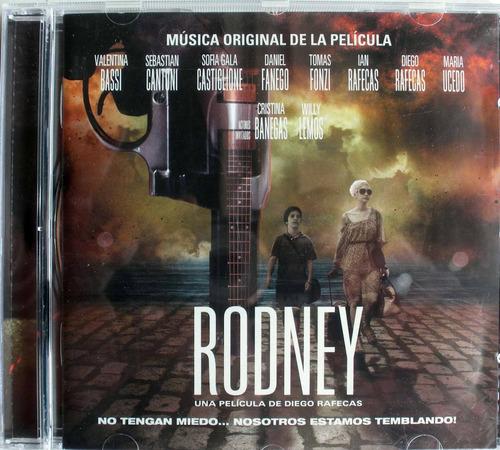 rodney- cdpromo soundtrack- pity alvarez- german daffunchio
