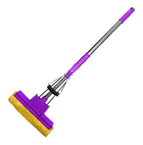 rodo mágico esfregão mop alta absorção 1,10m 123 útil