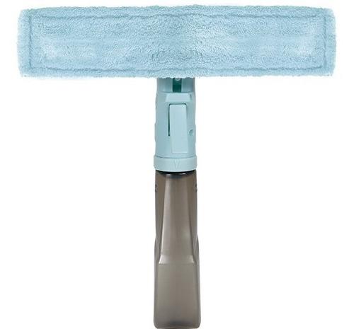 rodo magico limpa vidros e janelas com spray mop 3em1
