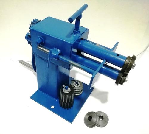 rodonadora manual con 4 pares de dados corrugado corte rodon