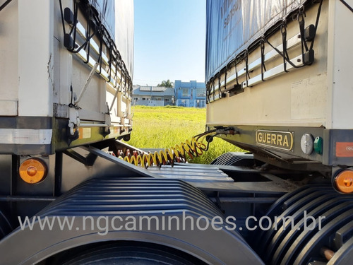 rodotrem graneleiro 2013 25 metros bitrenzão 3 e 3 rodo trem
