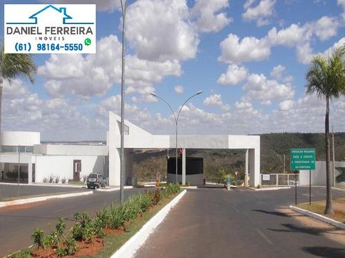 rodovia df-140 condomínio santa monica -  lote plano -  travessa ipê amarelo - te00053 - 4433206