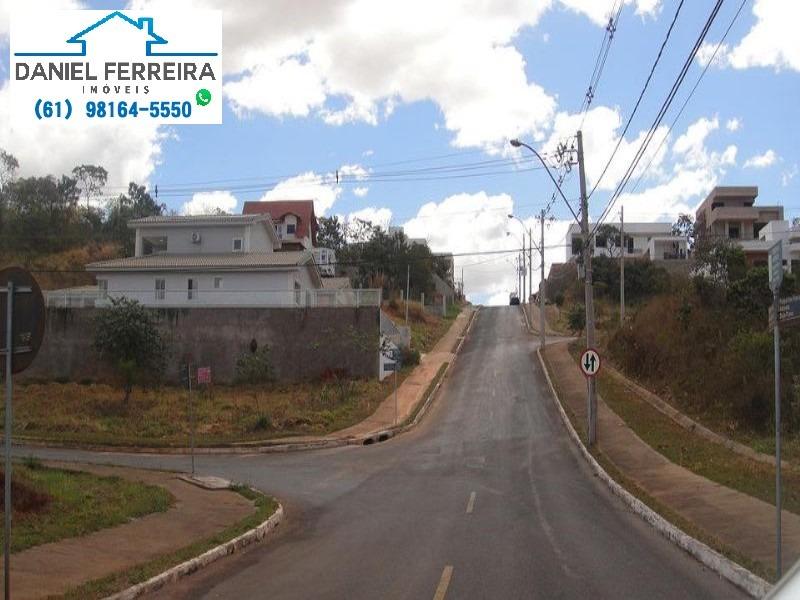 rodovia df-140 condomínio santa monica - otimo lote com 2.050m² - te00076 - 4433869