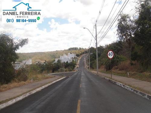 rodovia df-140 - ótimo lote - condomínio santa monica - te00085 - 4438803