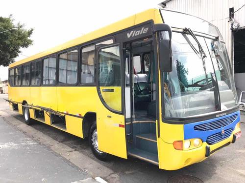 rodoviário m.benz motor dianteiro 2006/2006 vipbus