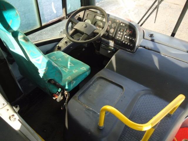 rodoviário motor dianteiro volks 2011 financia 100% vipbus