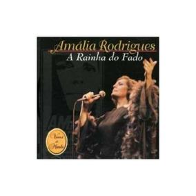 Rodrigues Amalia A Rainha Do Fado Cd Nuevo