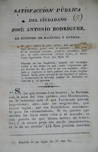 rodriguez aldea satisfaccion publica ciudadano historia 1823