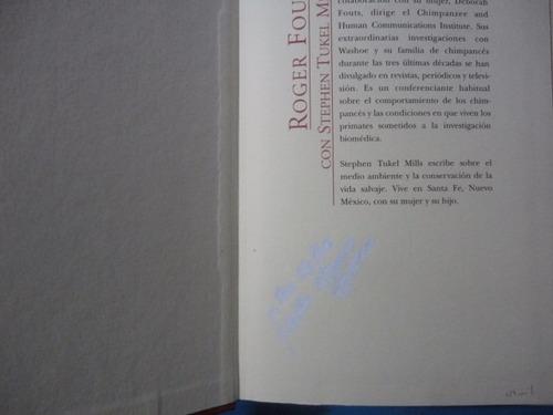 roger fouts libro primos hermanos b55