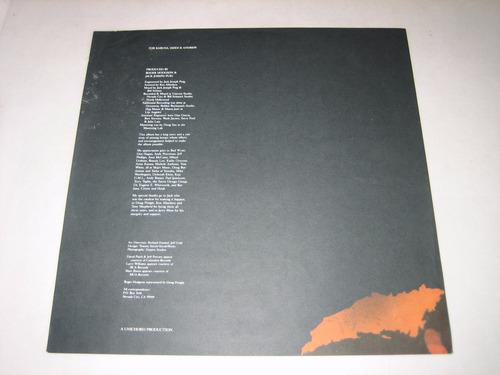 roger hodgson - hai hai - 1987 - lp