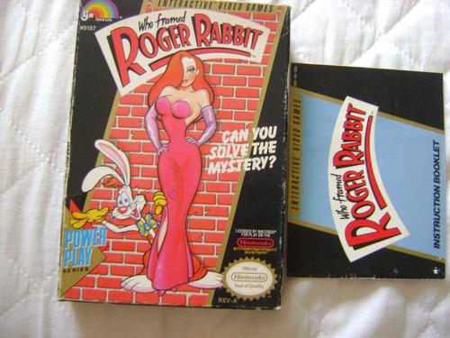 roger rabbit original americano e completo.confira!!
