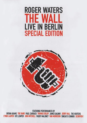 roger waters - the wall live in berlin special edition (dvd)