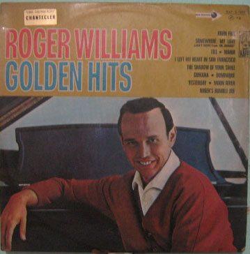roger williams - golden hits - 1970