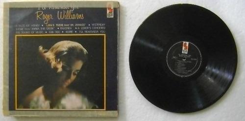 roger williams / i´ll remeber you 1 disco  lp vinilo