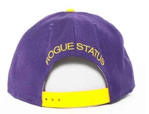 rogue gorra snapback importada de usa. skate/diamond/obey