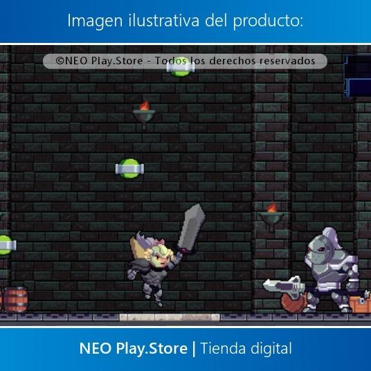 Rogue Legacy 3 Regalos Juego Ps3 Plataformas 2d Indie 199 00