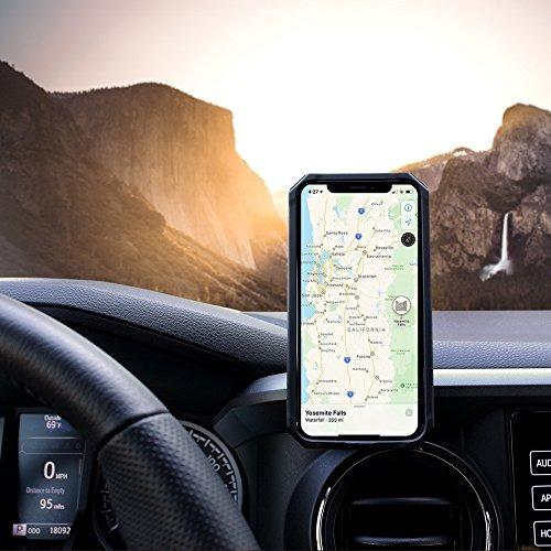 rokform car phone mount holder soporte de coche ajustable ma
